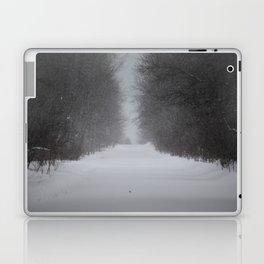 Unknown road Laptop & iPad Skin