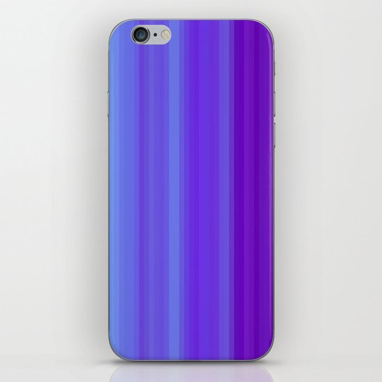 Re-Created Spectrum XLI by Robert S. Lee iPhone & iPod Skin