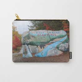 Keep Maine Beautiful Carry-All Pouch