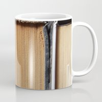 books Mugs featuring Books by eARTh