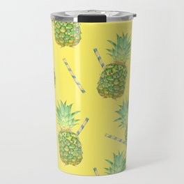 pineapple juice Travel Mug