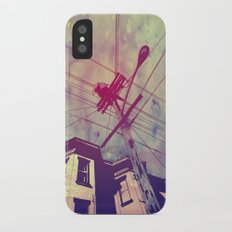 Wires Slim Case iPhone X