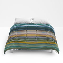 Trinity - Swipe #3 Comforters