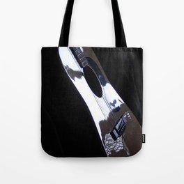 Solo guitar mood Tote Bag