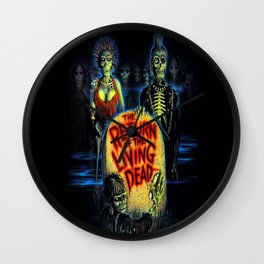 The Return of the Living Dead Wall Clock