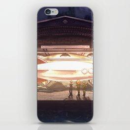 The Major Chronicles - Hanger iPhone Skin