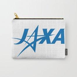 Japan Aerospace Exploration Agency Logo Carry-All Pouch