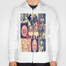 RETRO LUCY COLLAGE Hoody