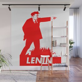 Lenin Wall Mural