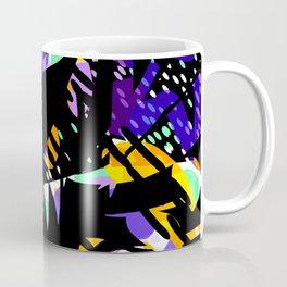 Neon Claws Coffee Mug