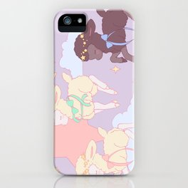 Baa Baa Black Sheep iPhone Case