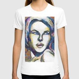 Pop Art Woman T-shirt