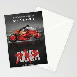 Akira Keneda Artwork Poster Stationery Cards