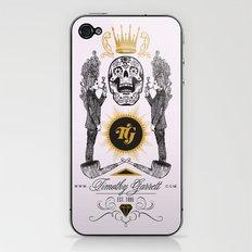 TG - Fume iPhone & iPod Skin