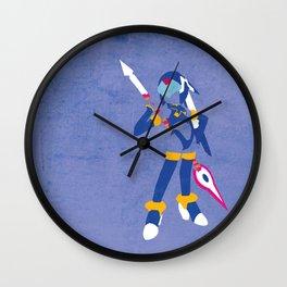 Fairy Leviathan Wall Clock