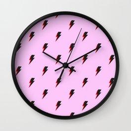 I Am Thunder Wall Clock