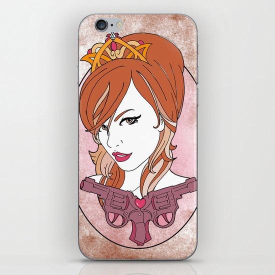 Princess iPhone Skin