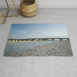 The bridge Rug