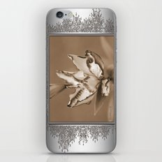 Double Asiatic Lily named Double Pleasure iPhone & iPod Skin