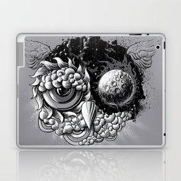 Owl Day & Owl Night Laptop & iPad Skin