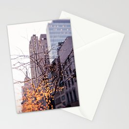 It was a magical morning Stationery Cards