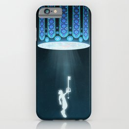 DESTATI iPhone Case
