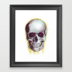 UNCOVERED Framed Art Print