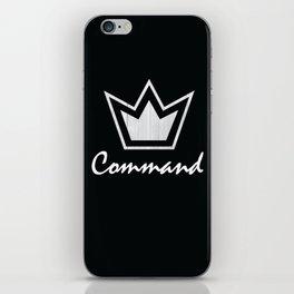 Crowned iPhone Skin