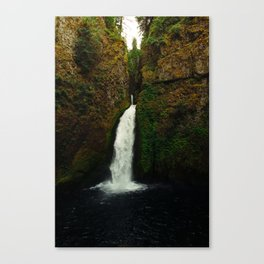 We Will Always Remember Canvas Print