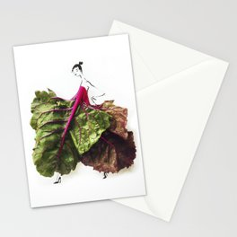 Edible Ensembles: Chard Stationery Cards