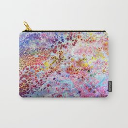 Shimmer of color Carry-All Pouch
