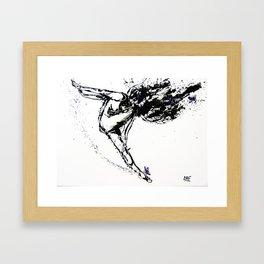 Katrin Framed Art Print