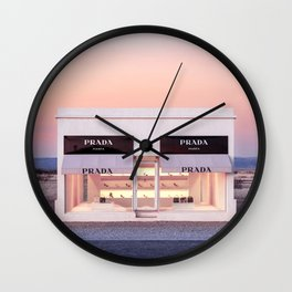 Marfa Wall Clock