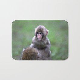 Little Monkey Bath Mat