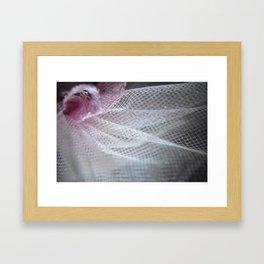 winter like Framed Art Print