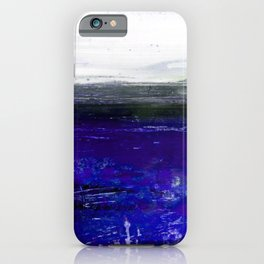 Time Passages No. 11I by Kathy Morton Stanion iPhone Case