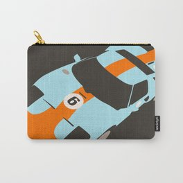 Orange Notch - Ford GT40 Race Car Carry-All Pouch