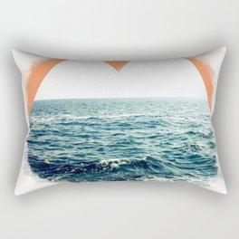 Take Me Deeper Rectangular Pillow