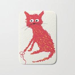 Alfred cat Bath Mat