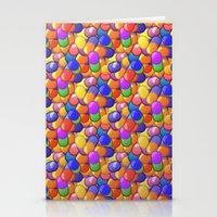 pills Stationery Cards featuring Pills by Maynard Mann