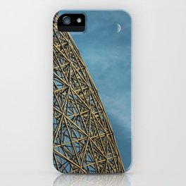 Biosphère 2 iPhone Case