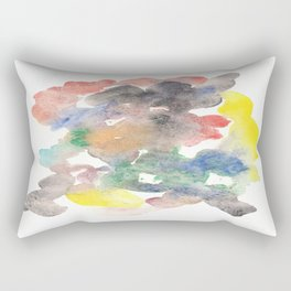 Watercolor 16 Rectangular Pillow
