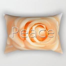 Peace ... Rectangular Pillow