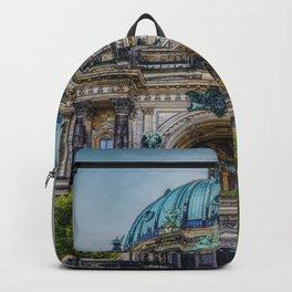 Berlin Cathedral Germany Landscape Backpack