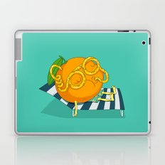 Orange Juice Laptop & iPad Skin