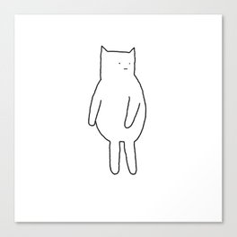 Cat 67 Canvas Print
