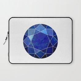 Sapphire Gem Laptop Sleeve
