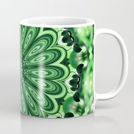 Mystery Green Puzzle Coffee Mug