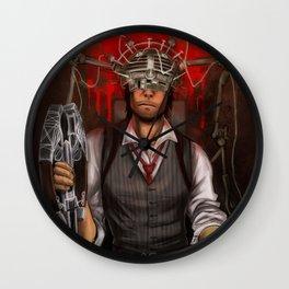 Emperor Sebastian Wall Clock