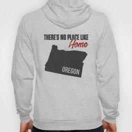 No place like home - Oregon Hoody